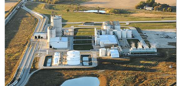 One of Flint Hills Resources' Iowa ethanol plants