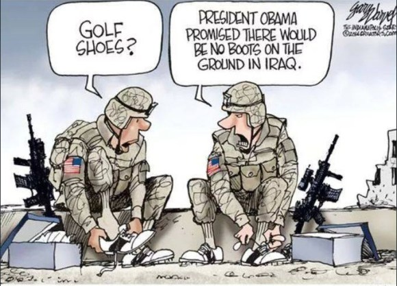 Golf Shoes in Iraq copy
