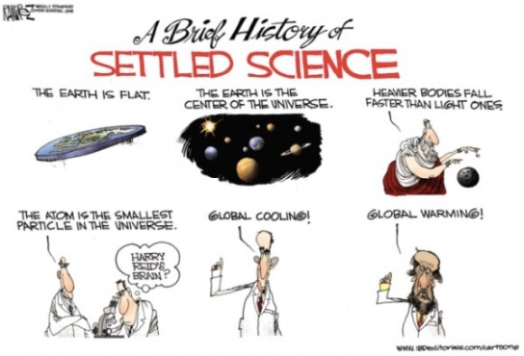 Settled Science copy