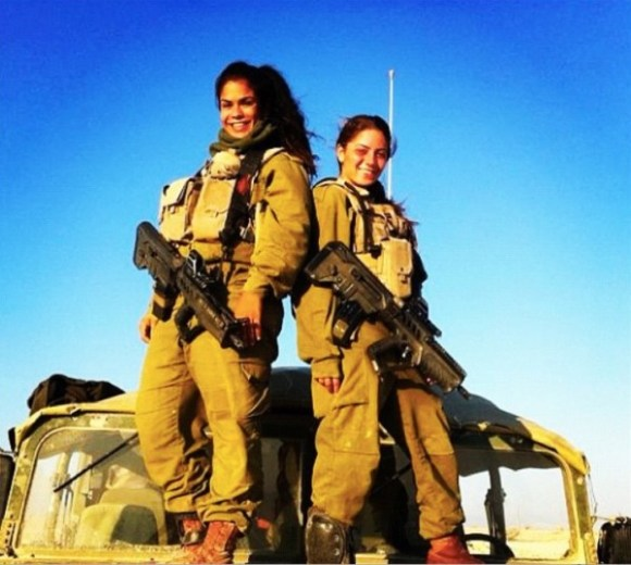 IDF Chicks 5 copy
