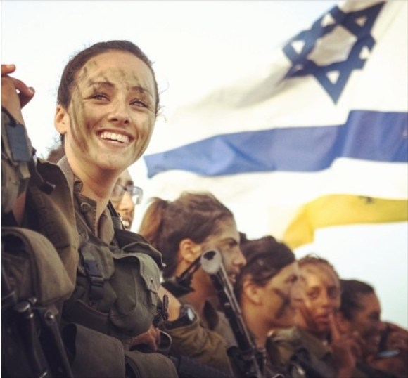 IDF Chicks 6 copy