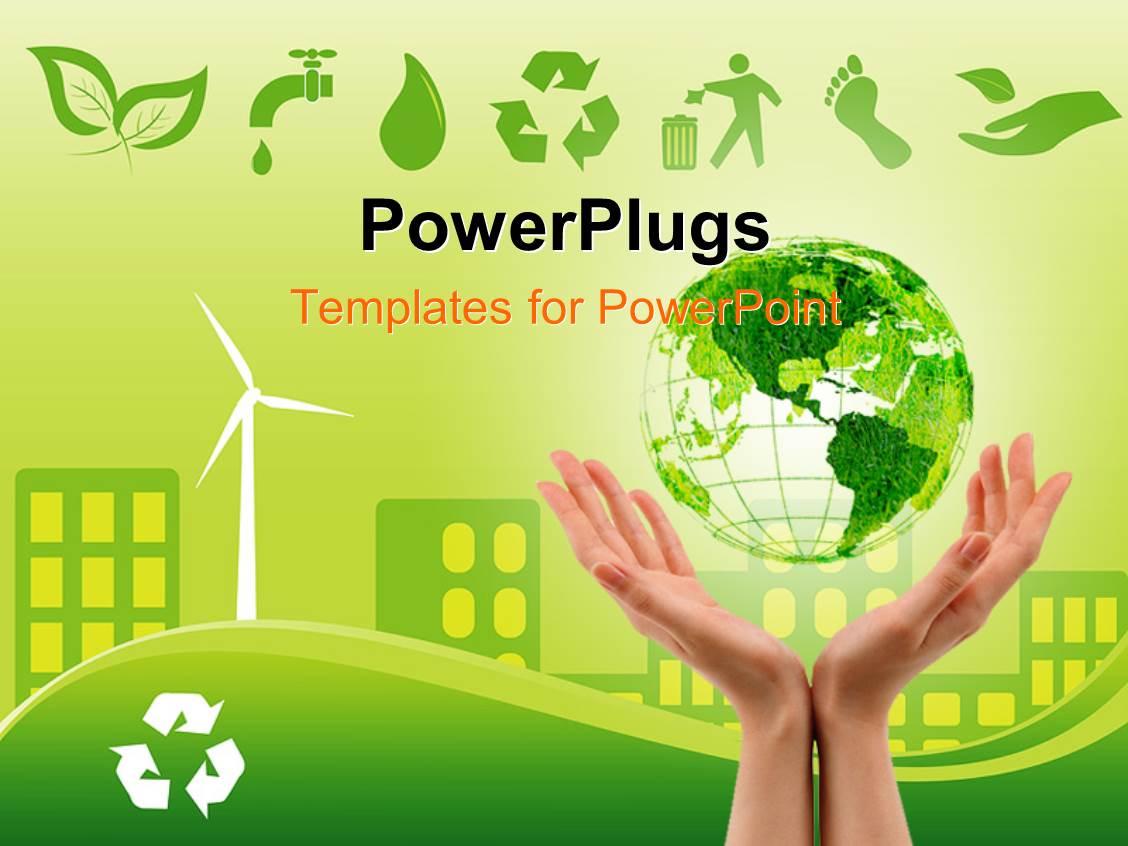 Free environmental powerpoint templates costumepartyrun free environment toneelgroepblik Gallery