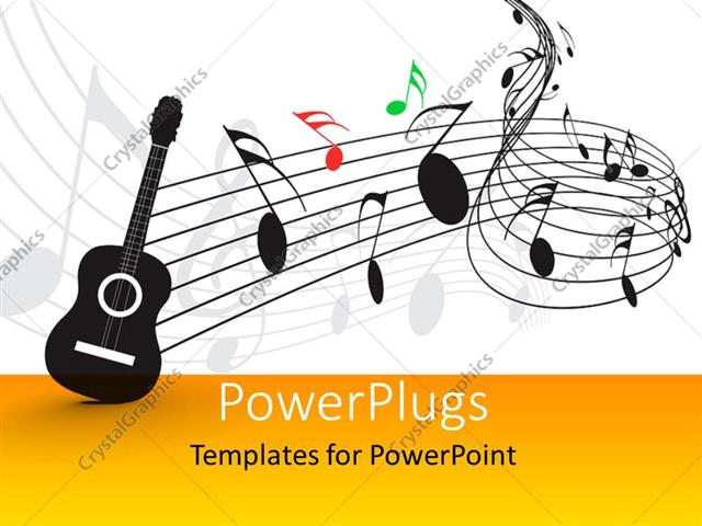 Powerpoint Templates For Music \u2013 quantumgaming