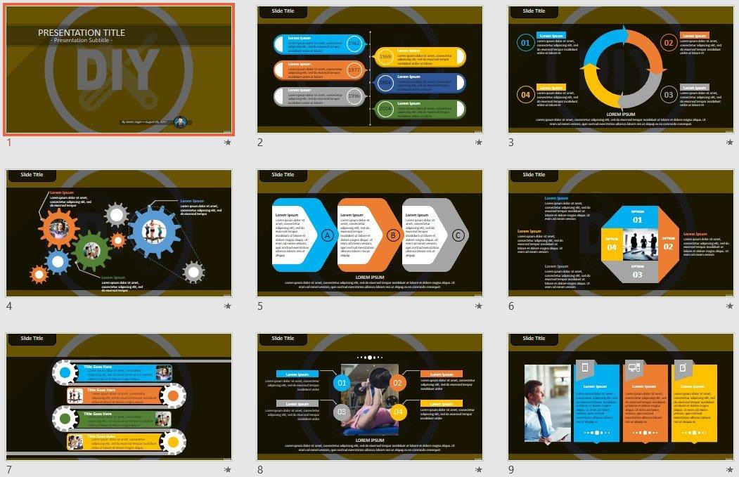 Free DIY PowerPoint #91354 SageFox Free PowerPoint Templates - free powerpoint graphics templates