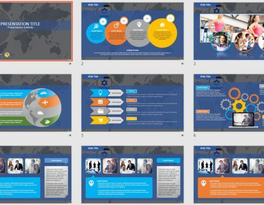 Free PowerPoint Templates 16173 Free PowerPoint Templates by SageFox