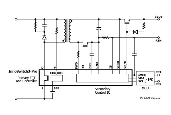 specifications integrated circuit icd2500
