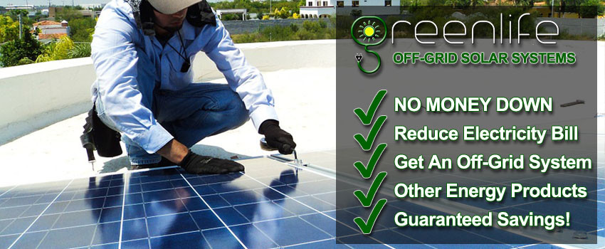 off grid solar system packages texas