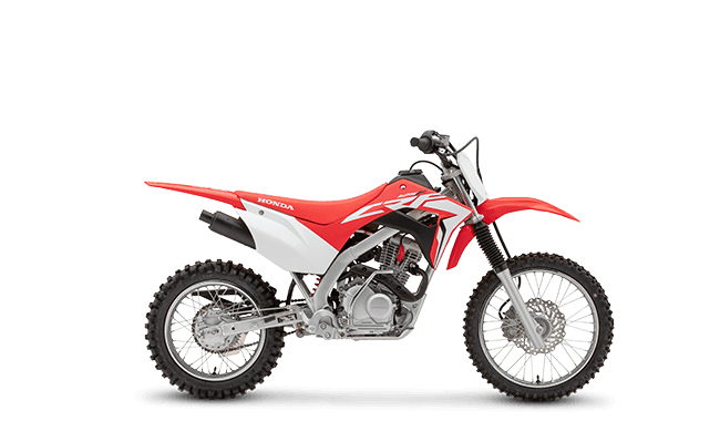 honda crf 125 dirt bike