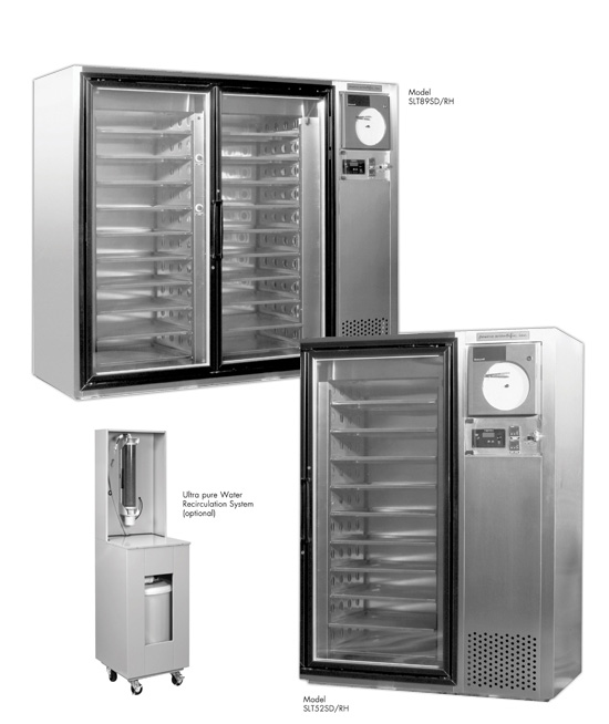 Temp and RH Stability Chambers Powers Scientific