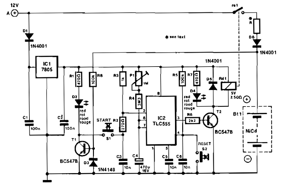solar cell circuit