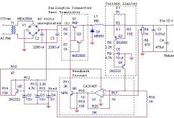 12V / 10A Switching Power Supply