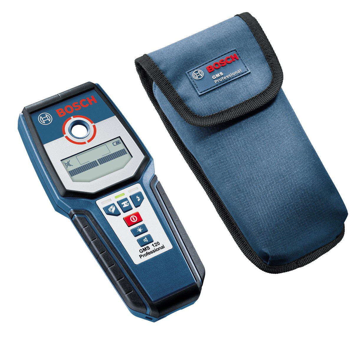 Bosch Detector Bosch Gms 120 Professional Multi Material Detector