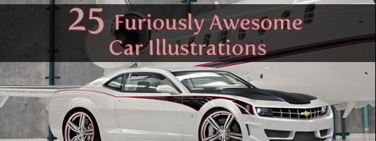 car-illustrations