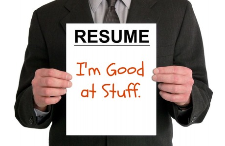 Components of a Resume - Power Writers USA