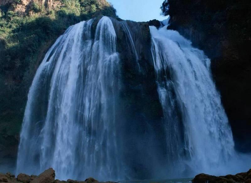 Водопад Да Диешиу.