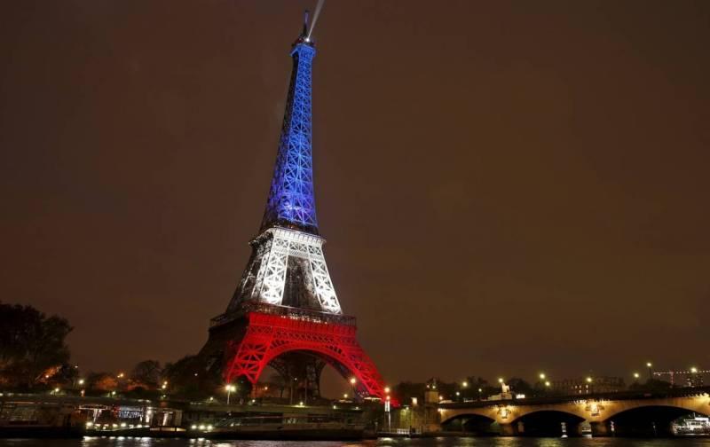 Теракт 2015 Париж