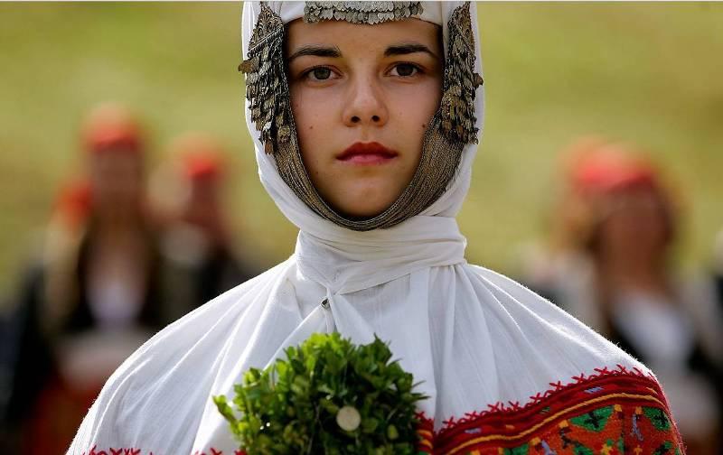 Болгария свадебное платье