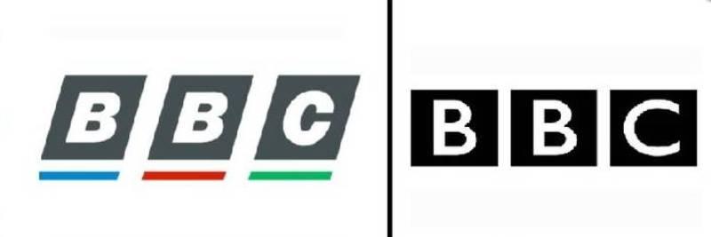 Новый логотип BBC