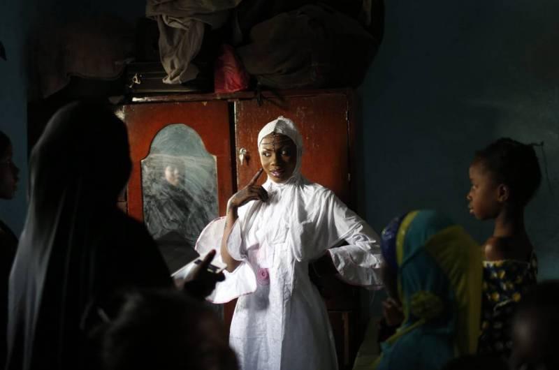 Свадебный костюм Мали
