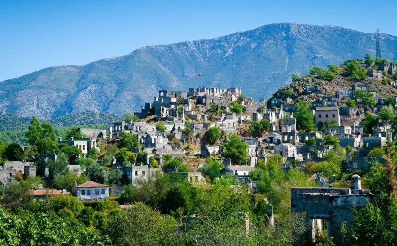 Забытые города Турции