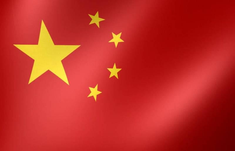 Китай флаг законы