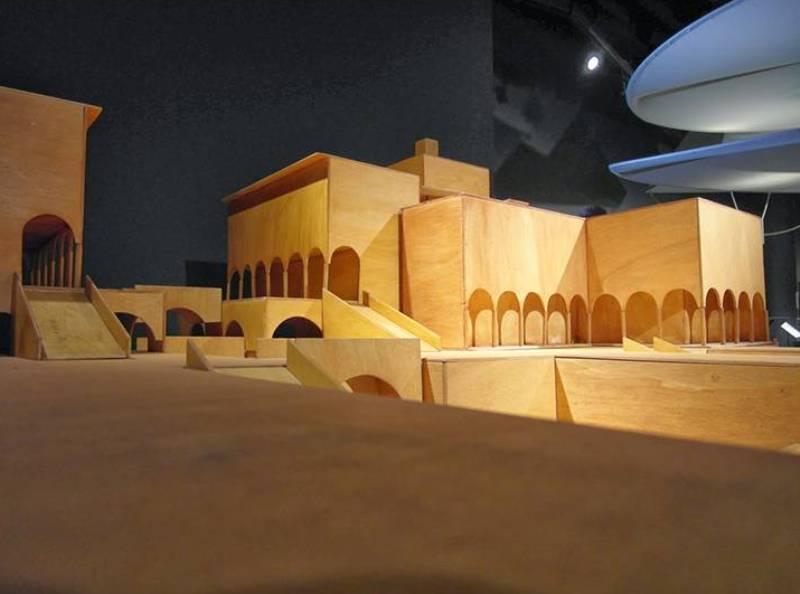 Леонардо да Винчи проект города