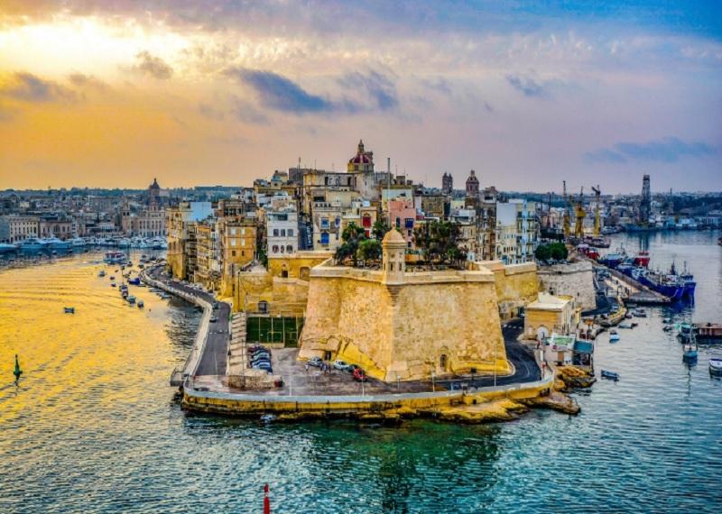 Пейзажи Мальты. Фотоисточник