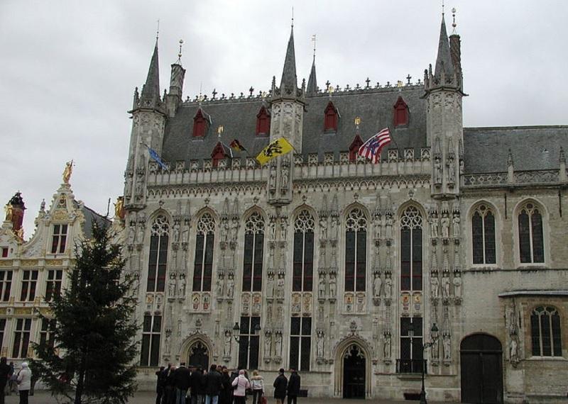 городской совет, Брюгге, Бельгия