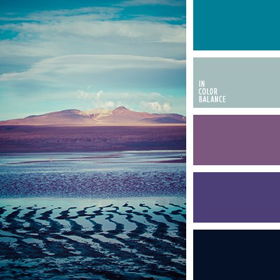 Great collection of Cool Palettes with different shades Color