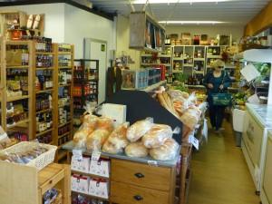 Farm Shop Interior