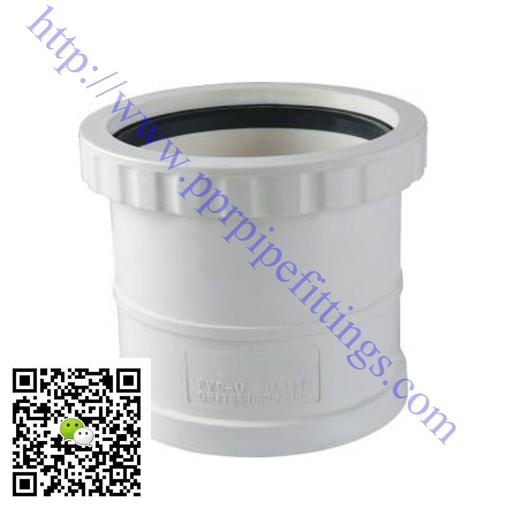 Pvc Joints Pvc U Pipe Fittings Extension Joint
