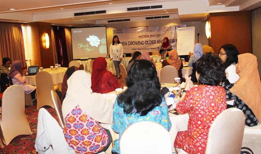 WS Apti Women Growing Older and Their Needs