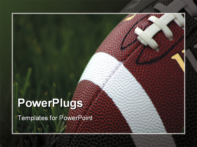 Download FREE American football PowerPoint template - mandegarinfo - football powerpoint template