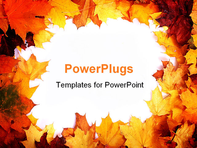 Free Fall Powerpoint Templates - mandegarinfo