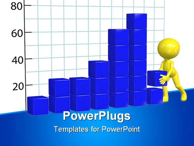 powerpoint graph templates - Idealvistalist - graphs and charts templates