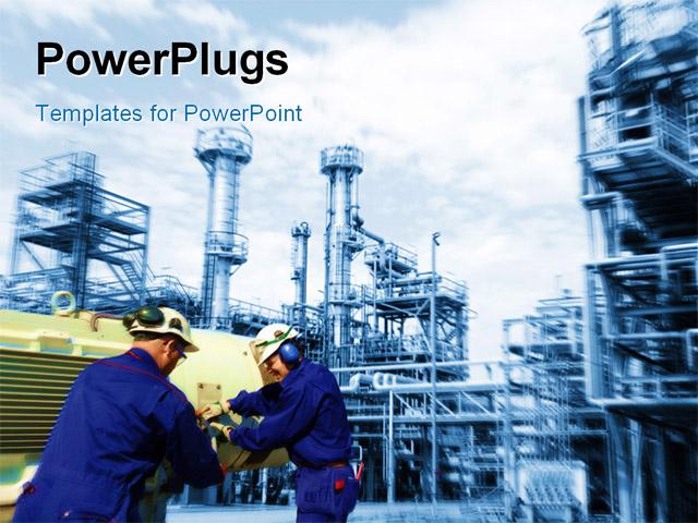 powerpoint templates industrial - Alannoscrapleftbehind