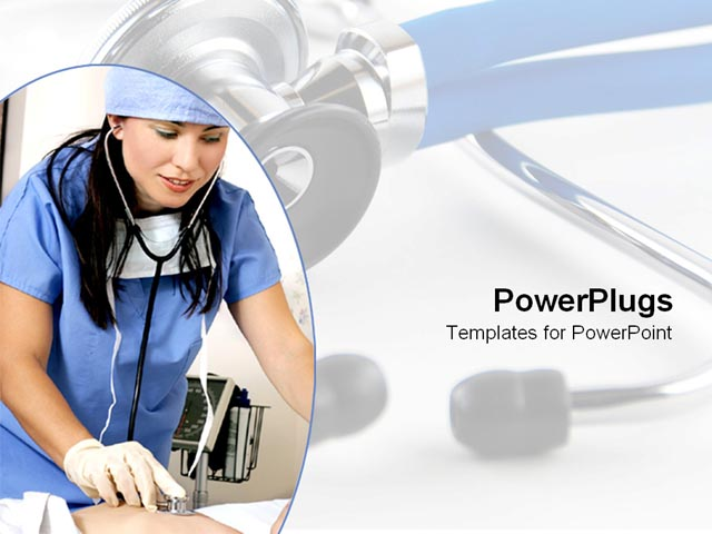 Similiar Nursing Is Caring PowerPoint Template Keywords