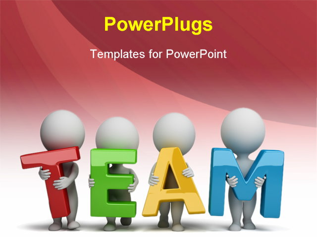 Team Building Powerpoint Presentation Templates Costumepartyrun