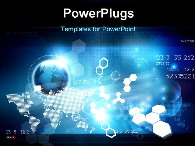 technology template powerpoint - Kenicandlecomfortzone