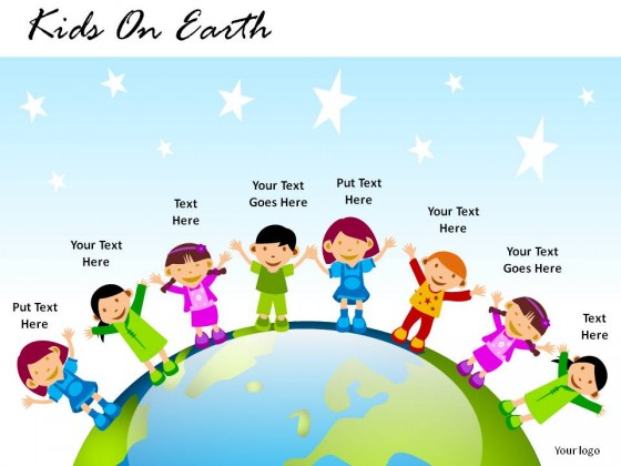 Boy And Girl Friendship Wallpaper Download Kids On Earth Powerpoint Presentation Slides