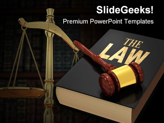 free law powerpoint templates