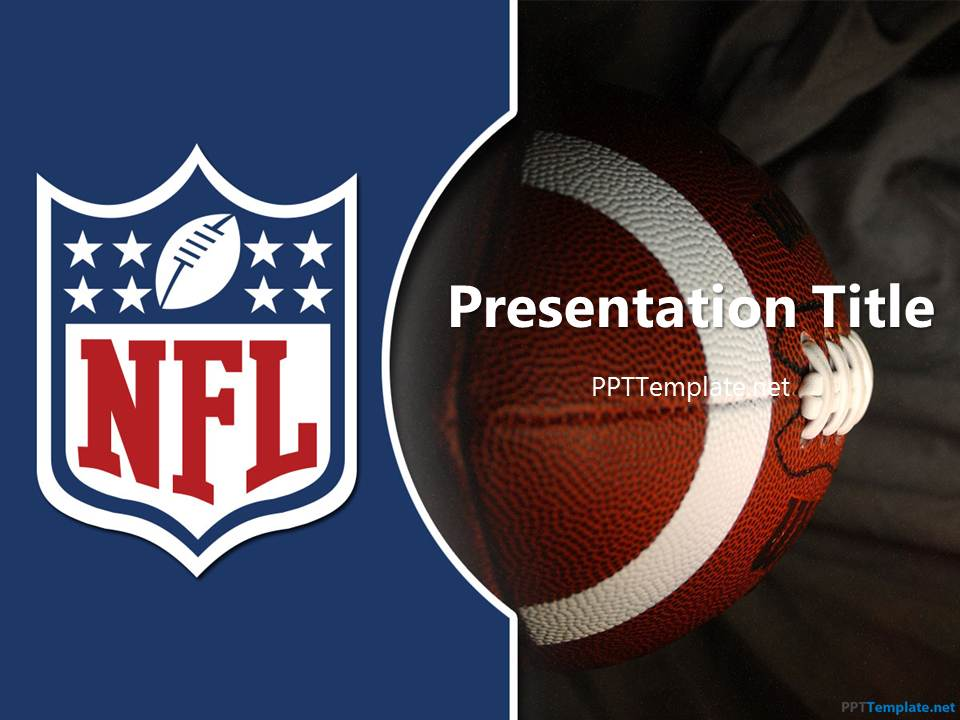 nfl powerpoint templates