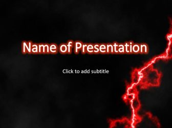 Smoke Free PowerPoint Template