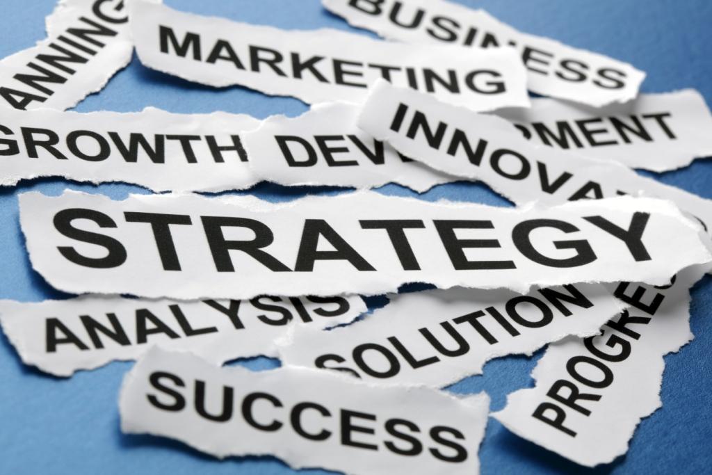 Warum keine Strategie zu haben keine gute Strategie ist