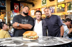 Rousing New Delhi Locals Take On Adam Seat To Conquer Food Challenges Man Vs Food Adam Richman Full Episodes Man Vs Food Adam Richman Diet