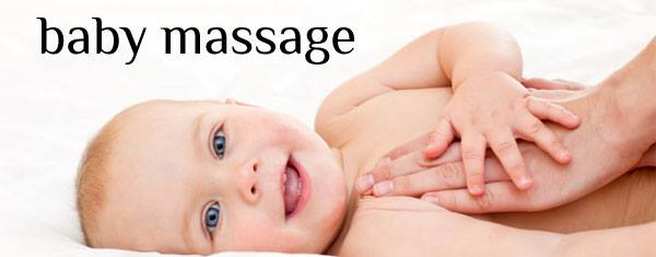 Massage is important for infant and mother!