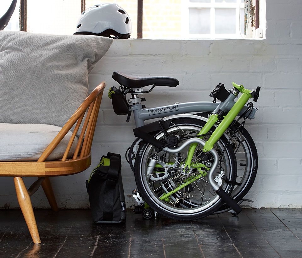 Brompton Bikes How To Choose Gears For Your Brompton Folding Bike Practical Cycle