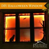 Halloween Decorations: DIY Vinyl Window Stickers ...