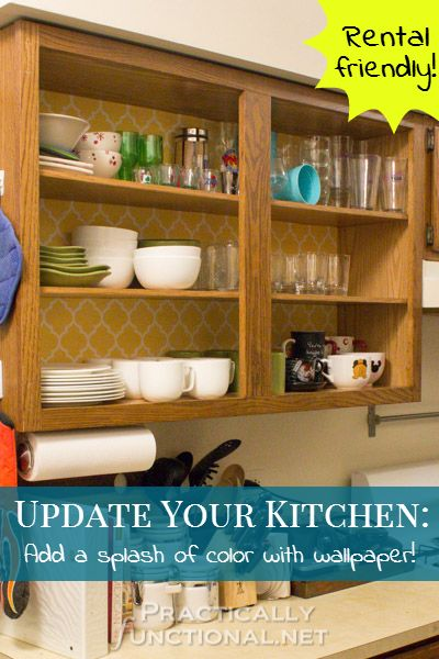 give kitchen cabinets makeover wallpaper rental friendly kitchen update wallpaper cabinets
