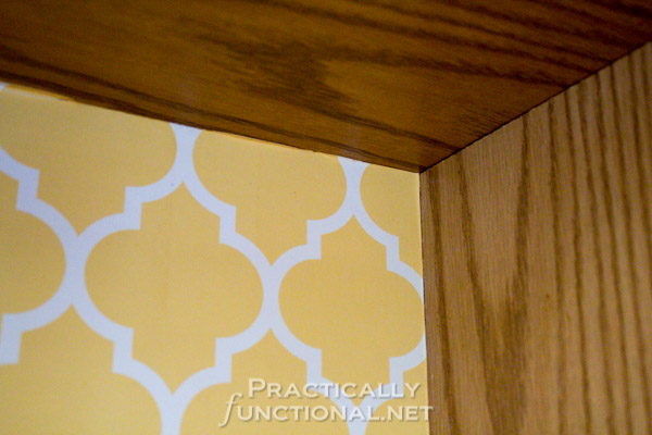 peel extra paper cut leave white rental friendly kitchen update wallpaper cabinets